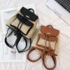 sac à dos osier - pompom bag présentation